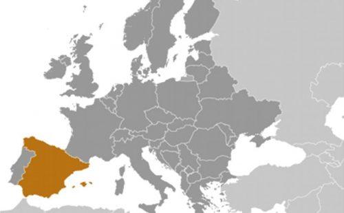 España-map
