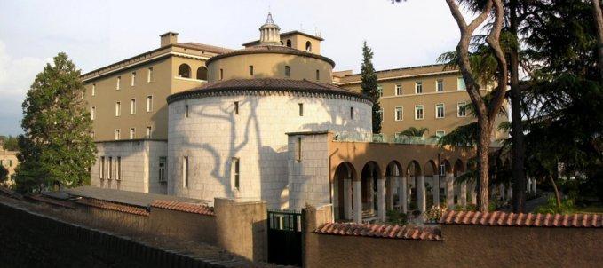 Casa General de los Padres Blancos en Roma